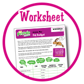 Pet budget - Worksheets